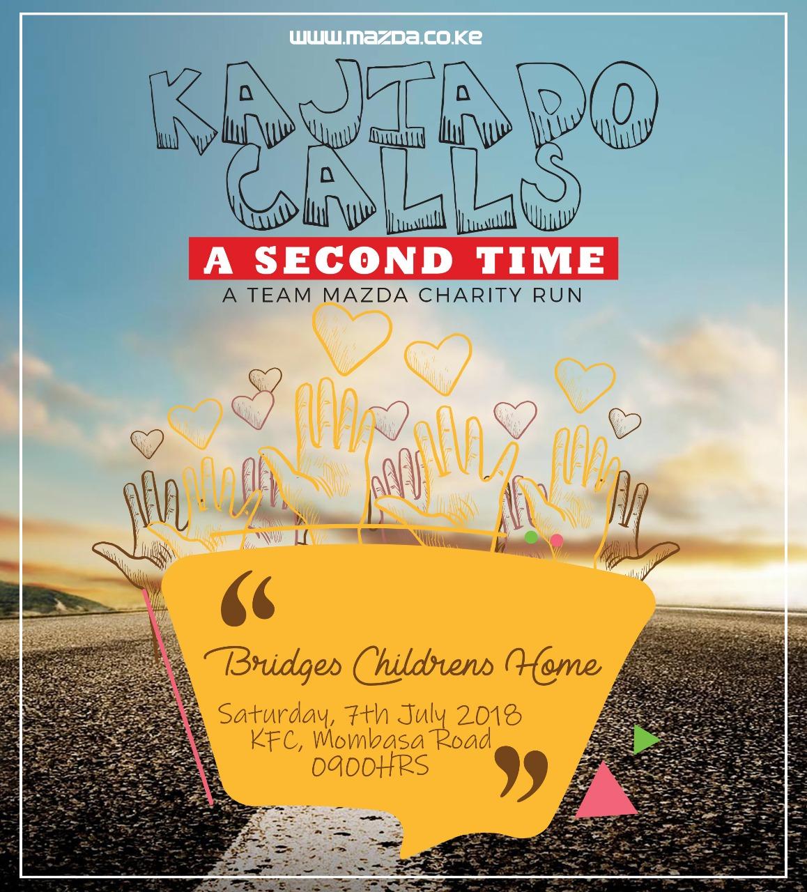 Kajiado Calls Team Mazda Kenya