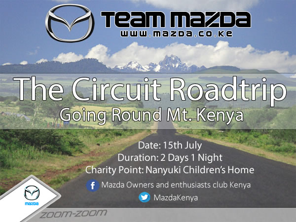 Nanyuki and Meru Roadtrip